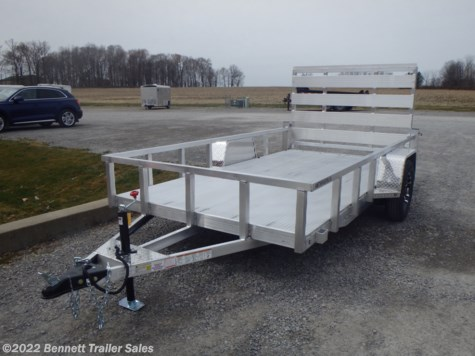 2021 Hometown Trailers Single Axle - 6.3 x 10