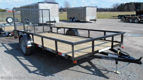 2018 Quality Trailers B Single 77-14 Pro
