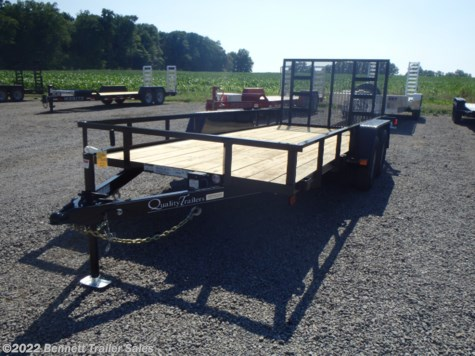 2021 Quality Trailers by Quality Trailers, Inc. B Tandem 16' Econo