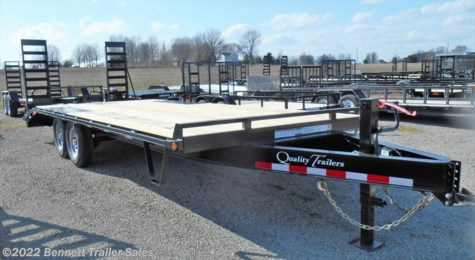 2021 Quality Trailers by Quality Trailers, Inc. P Series 18 + 4 (7 Ton)