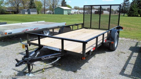 2020 Quality Trailers B Single 77-12