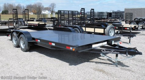 2021 Quality Trailers A Series 18