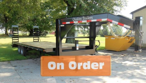 2021 Quality Trailers by Quality Trailers, Inc. G Series 20 + 4 7K