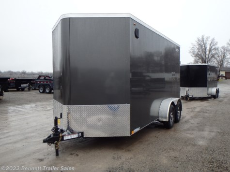 2020 Legend Trailers 7X16STVTA35 Cyclone