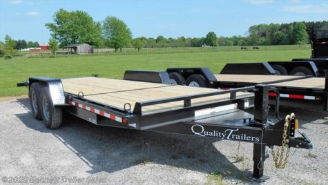 2019 Quality Trailers DWT Series 20 Pro