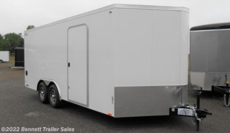2019 Legend Trailers 8.5X20STVTA52 Cyclone