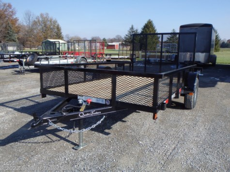 2021 Quality Trailers B Single 77-12 Pro