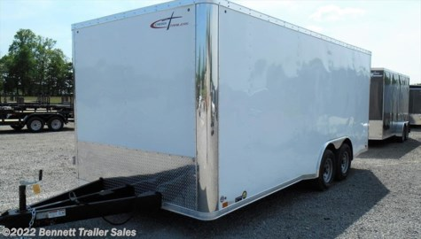 2019 Cross Trailers 818TA3 Flat