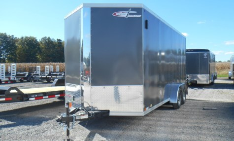 2019 Cross Trailers 716TA Arrow