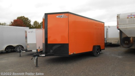 2019 Cross Trailers 712SA Arrow