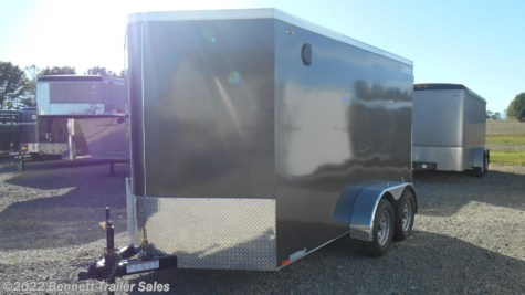 2019 Legend Trailers 7X14STVTA35 Cyclone