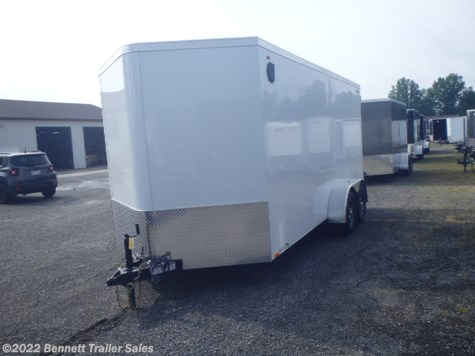 2019 Legend Trailers 7X18STVTA35 Cyclone