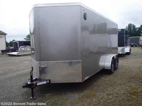 2020 Legend Trailers 7X18STVTA35 Cyclone