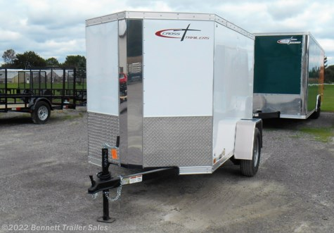 2020 Cross Trailers 58SA Arrow