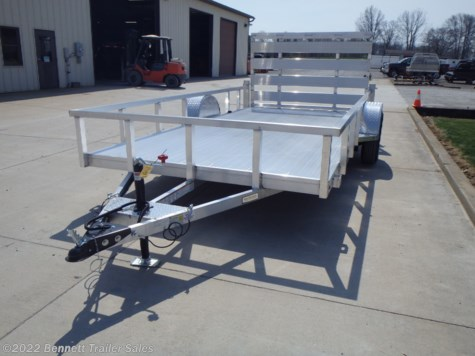 2021 Hometown Trailers Single Axle - 6.10 x 14