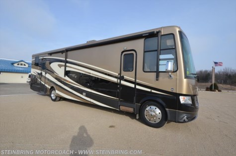 2015 Newmar Canyon Star 3920 TOY HAULER