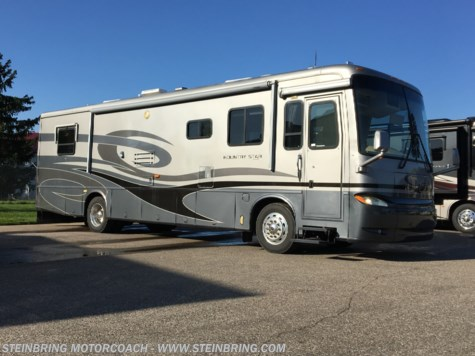 2005 Newmar Kountry Star 3721 WITH 2 POWER SLIDEOUTS