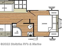 New 2017  Forest River Vibe 258RKS by Forest River from Stoltzfus RV's & Marine in West Chester, PA