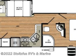 New 2017  Forest River Vibe 277RLS by Forest River from Stoltzfus RV's & Marine in West Chester, PA