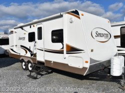 Used 2010  Keystone Sprinter 250RB by Keystone from Stoltzfus RV's & Marine in West Chester, PA