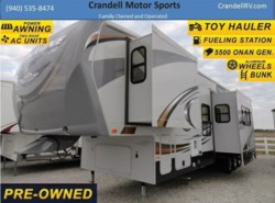 Used 2011  Heartland RV Cyclone 3814 by Heartland RV from Crandell Motor Sports in Denton, TX