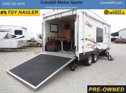 Used 2008  Forest River Cherokee Wolf Pack 17DFWP