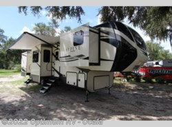 New 2019 Keystone Alpine 3801FK available in Ocala, Florida