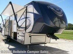 New 2017  Forest River Salem Hemisphere Lite 386FBK by Forest River from Beilstein Camper Sales in La Grange, MO