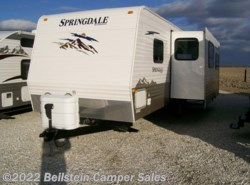 Used 2008  Keystone Springdale 266 RELL-GL by Keystone from Beilstein Camper Sales in La Grange, MO