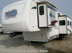 Used 2005  Forest River Cardinal 36LE by Forest River from Beilstein Camper Sales in La Grange, MO