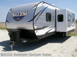 New 2019 Forest River Salem TT 30KQBSS available in La Grange, Missouri