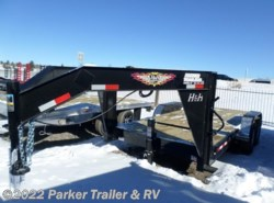New 2017  H&H   8.5HD16 by H&H  from Parker Trailers, Inc. in Parker, CO