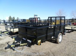 New 2017  Big Tex  35SV-10BK by Big Tex from Parker Trailers, Inc. in Parker, CO