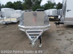 New 2017  H&H   AMS 5.5X10 SA by H&H  from Parker Trailers, Inc. in Parker, CO
