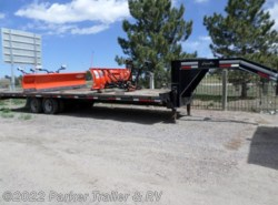 Used 2005  CornPro  24+5 GN Flatbed by CornPro from Parker Trailers, Inc. in Parker, CO