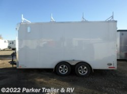 Used 2014  United Specialties  UXT-716TA35-8.5 by United Specialties from Parker Trailers, Inc. in Parker, CO