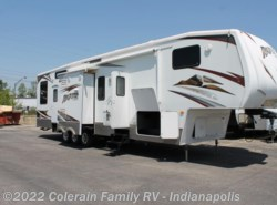 Used 2008  Keystone Raptor 3712TS by Keystone from Colerain RV of Indy in Indianapolis, IN