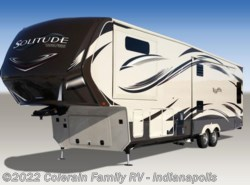 Used 2014  Grand Design Solitude 379FL by Grand Design from Colerain RV of Indy in Indianapolis, IN