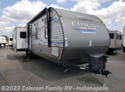 New 2019 Coachmen Catalina Legacy Edition 333RETSLE available in Indianapolis, Indiana