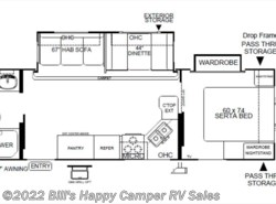 New 2017  Forest River Rockwood Ultra Lite 2606WS by Forest River from Bill's Happy Camper RV Sales in Mill Hall, PA