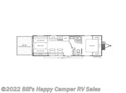 New 2017  Coachmen Catalina Trail Blazer 26TH by Coachmen from Bill's Happy Camper RV Sales in Mill Hall, PA