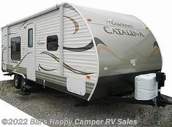 Used 2014  Coachmen Catalina 263RLS by Coachmen from Bill's Happy Camper RV Sales in Mill Hall, PA