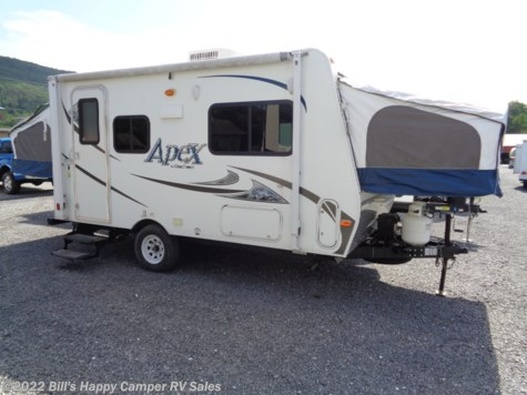 2014 Coachmen Apex 151RBX
