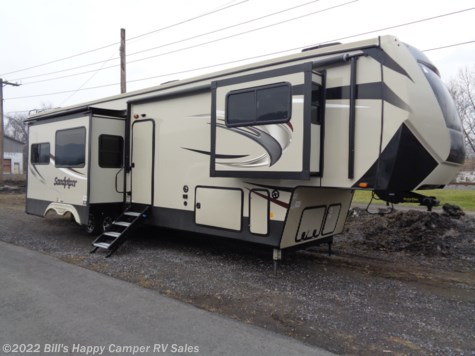2019 Forest River Sandpiper 382VIEW