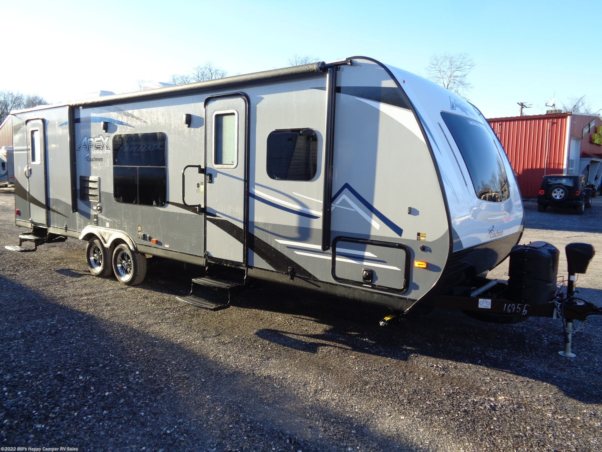#016955 - 2019 Coachmen Apex 288BHS for sale in Mill Hall PA