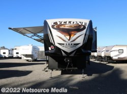 New 2017  Heartland RV Cyclone 4250 by Heartland RV from Rocky Mountain RV in Logan, UT