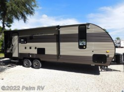 New 2017  Forest River Grey Wolf 23MK by Forest River from Palm RV in Fort Myers, FL