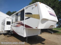 Used 2008  Coachmen Wyoming  362SIQS by Coachmen from Ted's RV Land in Paynesville, MN
