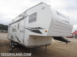 Used 2008  Forest River Rockwood Signature Ultra Lite 8261SS by Forest River from Ted's RV Land in Paynesville, MN