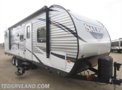New 2017  Forest River Salem T30KQBSS by Forest River from Ted's RV Land in Paynesville, MN